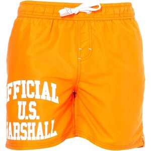 US Marshall Short de bain - orange