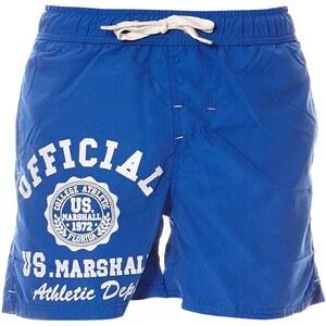 US Marshall Short de bain - bleu