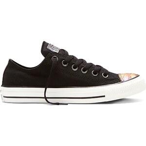 Converse CTAS OX - Sneakers - schwarz
