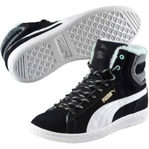 Puma Vikky - Baskets montantes - noir