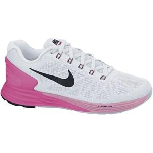 Nike Lunarglide 6 - Sneakers - weiß