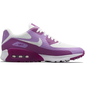 Nike Air Max 90 Ultra BR - Sneakers - blanc/fuschia