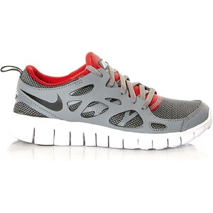 Nike FREE RUN 2 - Sneakers - grau