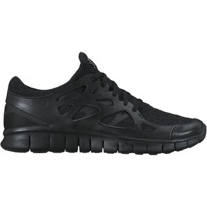 Nike FREE RUN 2 EXT - Baskets - noir