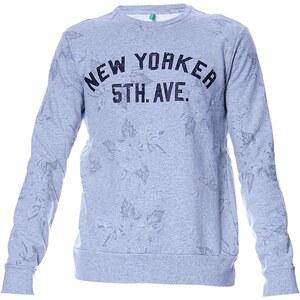 Benetton Sweat-shirt - gris