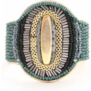 Marc Labat Marc Labat - Bracelet manchette - turquoise