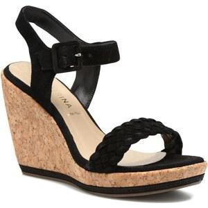 SALE - 10% - San Marina - Grenade/Vel - Sandalen für Damen / schwarz