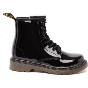 Dr Martens Delaney - Boots en cuir - noir