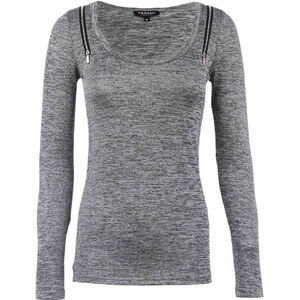 Morgan T-shirt - gris chine