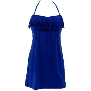 Banana Moon Yoselin Squaw - Robe de plage - bleu