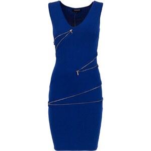 Morgan ZANA - Robe droite - bleu