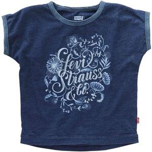 Levi's Kids T-shirt - bleu brut