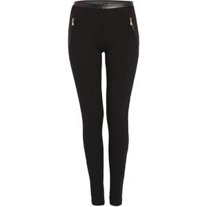 Morgan Pantalon skinny - noir