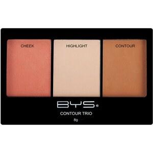 Palette Contouring Rosé BYS 3 tons - Cendriyon