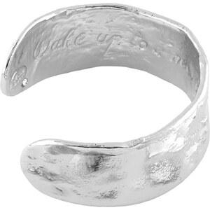 Cécile et Jeanne Mille et une nuits - Bracelet manchette - argent