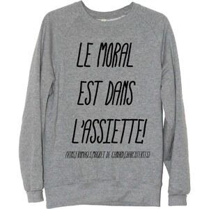 Frenchcool Sérigraphie - Echarpe - gris