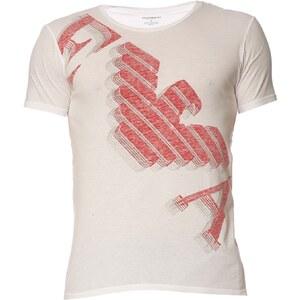 Emporio Armani Underwear Men T-shirt swimwear - blanc
