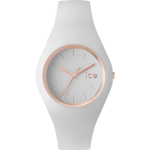 Montre Ice-Watch ICE Glam - White Rose Gold - Small