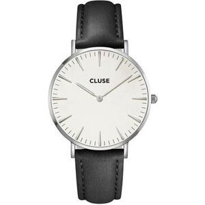 Montre Cluse La Bohème Silver White/Black