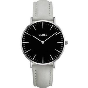 Montre Cluse La Bohème Silver Black/Grey