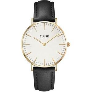 Montre Cluse La Bohème Gold White/Black