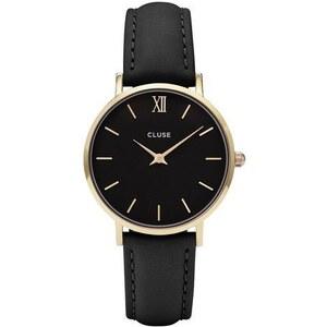 Montre Cluse Minuit Gold Black/Black