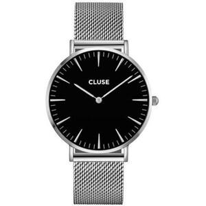 Montre Cluse La Bohème Mesh Silver/Black