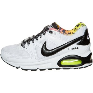 Nike Sportswear AIR MAX COMMAND Sneaker low white/black/ pink blast
