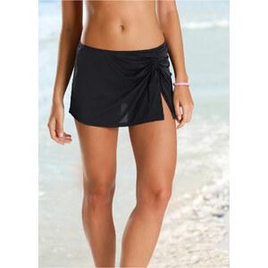 BODYFLIRT Bas de maillot + jupe de bain (Ens. 2 pces.) noir maillots de bain - bonprix