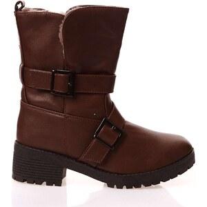 Catisa Boots - marron