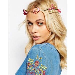 ASOS - Haarspange mit Blumendesign - Mehrfarbig