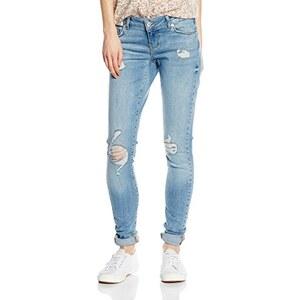 VERO MODA Damen Jeanshose Vmfive Lw Super Slim Jeans Ba979 Alaos