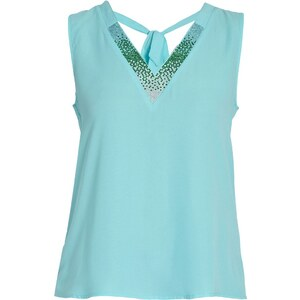 Morgan Top - turquoise