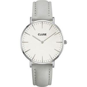 Montre Cluse La Bohème Silver White/Grey