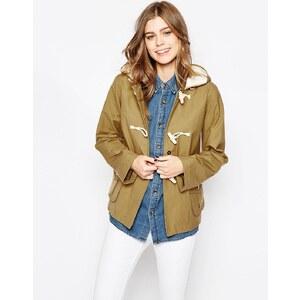 Gloverall - Duffle-coat imperméable - Fauve