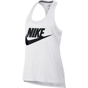 Nike Signal Logo W Tanktop white/black
