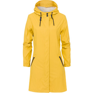 Gaastra Manteau de pluie Hudson Bay jaune Femmes