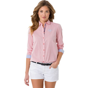 Gaastra Bluse Gentle Breeze pink Damen