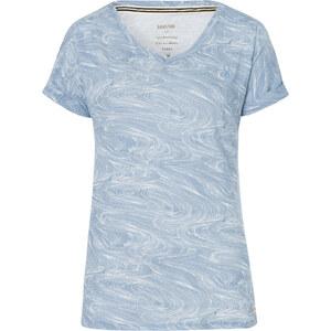 Gaastra T-Shirt Flake bleu Femmes