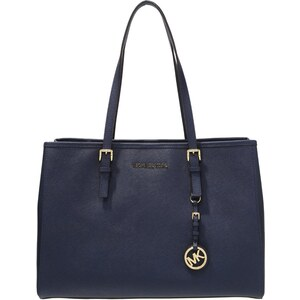 MICHAEL Michael Kors JET SET TRAVEL Handtasche navy