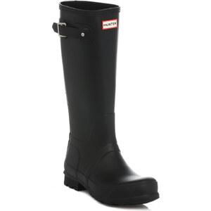 Hunter Bottes Mens Black Original Tall Wellington Boots