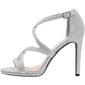 New Look SALV High Heel Sandaletten silver