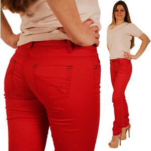 Lesara Jeans ceinturé avec rivets