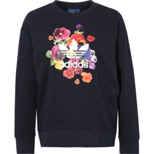 ADIDAS ORIGINALS Sweatshirt mit Blumen Print