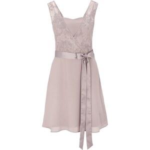 S.OLIVER PREMIUM Layer Kleid mit Spitze