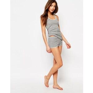 Jack Wills - Ladyswood - Pyjama-Shorts - Grau