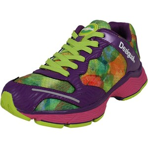 Sneaker Damen Schuh Brisa (lila) von Desigual