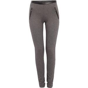 Morgan Pantalon skinny - anthacite