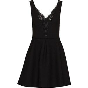 IKKS Schwarzes Kleid