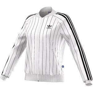 Adidas Originals Adidas Trainingsjacke Women SUPERGIRL TT AJ8439 Weiß Size 40